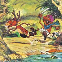 Tales of Wisdom-Deer Stories-Amar Chitra Katha