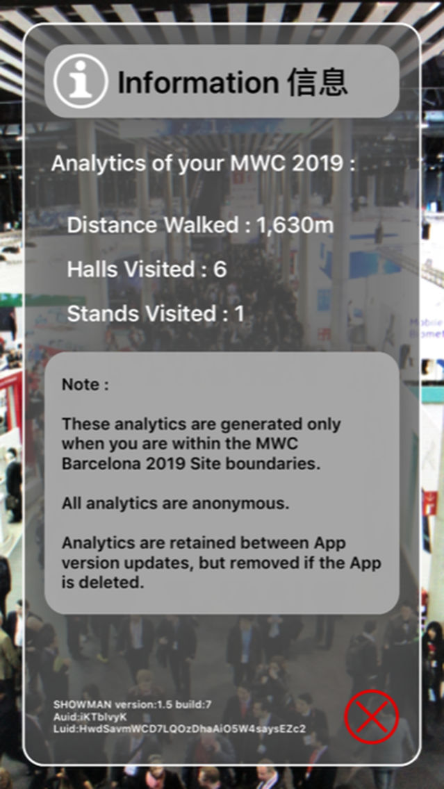MWC 2019 Barca - Showman AR App for iPhone - Free Download