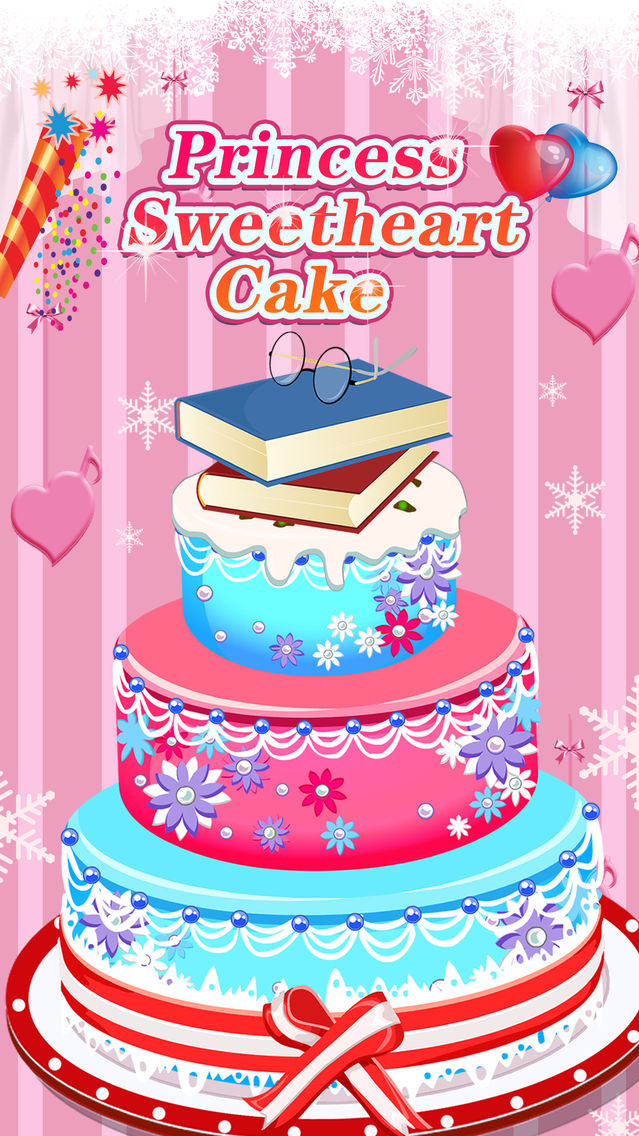 Cake Story - Fun Cooking Games App for iPhone - Free