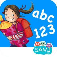 Antonia: Learn to write & math