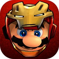 super hero robot run : iron battle champion