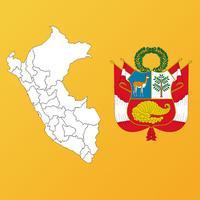 Peru Region Maps and Capitals