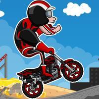 Stunt Bike Rider - Extreme Racer