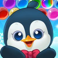 Happy Penguin - Bubble Shooter
