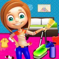 Hotel Room Clean Repair – Cleaning Game