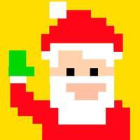 Santa - Endless Jumping Widget Game