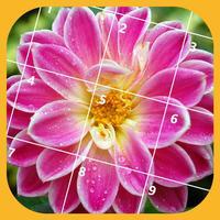 Jigsaw Puzzle - Flower
