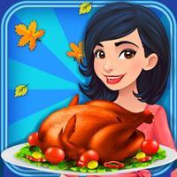 Cooking Turkey: Dinner Food