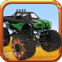 Monster Truck War Blaster Offroad Race