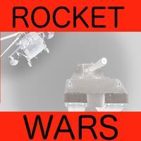 RocketWars Defending Border