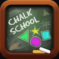Chalk School: Shapes - Learn & Recognize