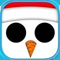 A Little Snowman Popper Xmas Holiday Game - All Fun Teenage Kids Pop Games For Winter LX