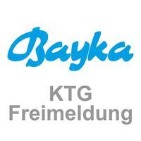 Bayka-KTG-Freimeldung