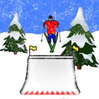 Slalom ~ Ski, Free