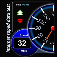 Internet Data Speed Meter