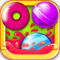 Candy Sweet Smash - 3 match puzzle blast mania game