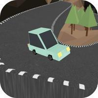 Mountain Climb Mini Car