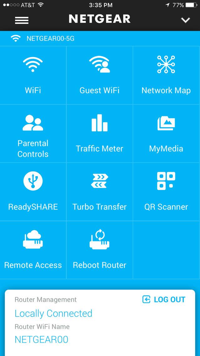 NETGEAR Genie App for iPhone - Free Download NETGEAR Genie for iPad