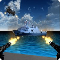 Sea Battle: Target Navy Boat