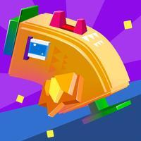 Cube Chicken Flip