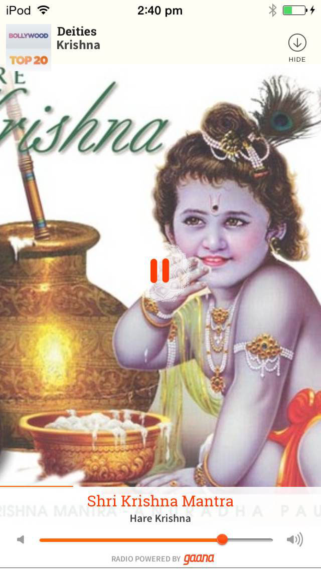 Aura Radio - Hindi Devotional, Relaxing, Motivational