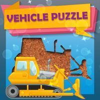 Peg Puzzle - Vehicles