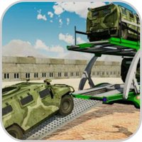 Army Vehicle Transport Truck