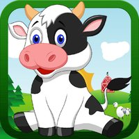 Animal Farm Coloring Book - Color Your pages and Paint the Animals of the Farm Drawing and Painting Games for Kids