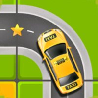 Unblock Taxi: Car Slide Puzzle