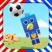 疯狂动物-奇妙生物物理足球