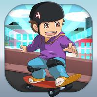 Skateboard Nation Downhill Grind