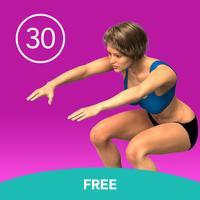 Women's Squat 30 Day Challenge FREE