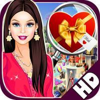 Free Hidden Objects:Valentine Beach Day Love Game