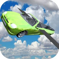 Flying Limo Open Car Edtion Simulator 2016