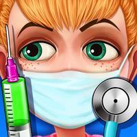 Doctor Mania - Eye, Nose, Dentist Games