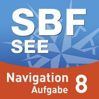 SBF SEE Navigation Aufgabe 8