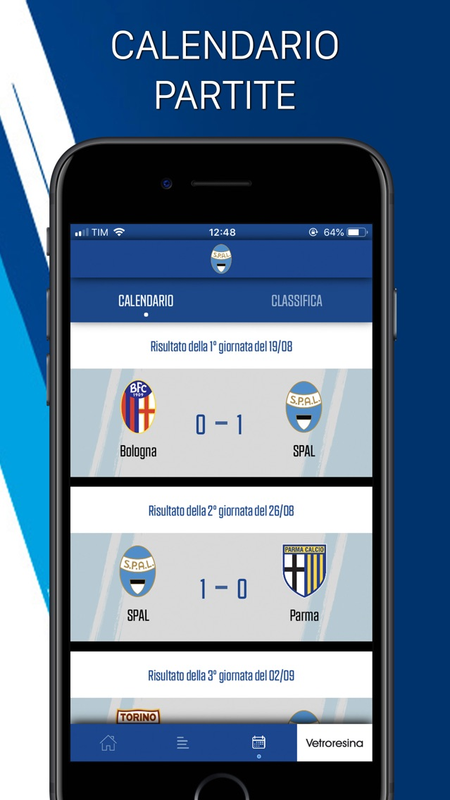 Spal Calendario.S P A L App For Iphone Free Download S P A L For Iphone
