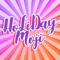 HolidayMOJI - Festive Stickers