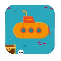 Submarine Adventure Runner