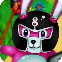 Easter Bunny Run - Egg Hunt 3D