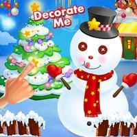 Snowman Dressup & Xmas Decor