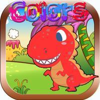 2nd Grade Dinosaur Color Quiz Game Book For Kids