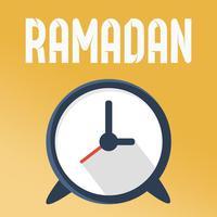 iftar Ramadan Times & Qibla