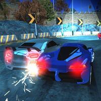 Night Race - Mountain Sports Car Racing