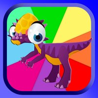Dinosaurs Matching & Jigsaw Puzzles Games For Kids