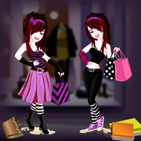 Dress Up Star Beauty Queen : The shopping make over saga - Free Edition