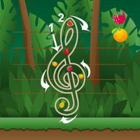 Kids First Musical Notes App