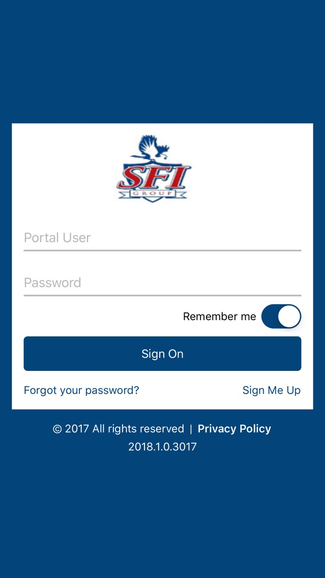 SFI Group, Inc  Online App for iPhone - Free Download SFI