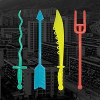 Sword - HK Nostalgic Toys