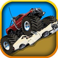 Epic Offroad Nitro Monster Truck Hill Riot - FREE game